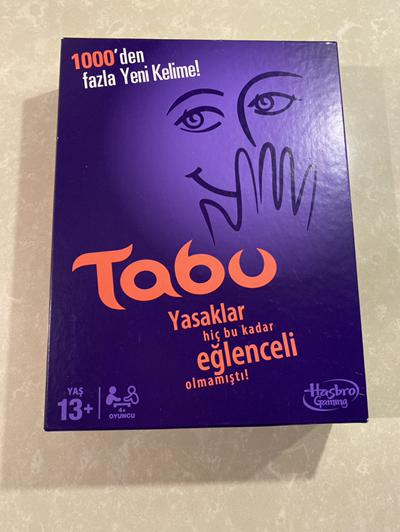 Tabu oyun
